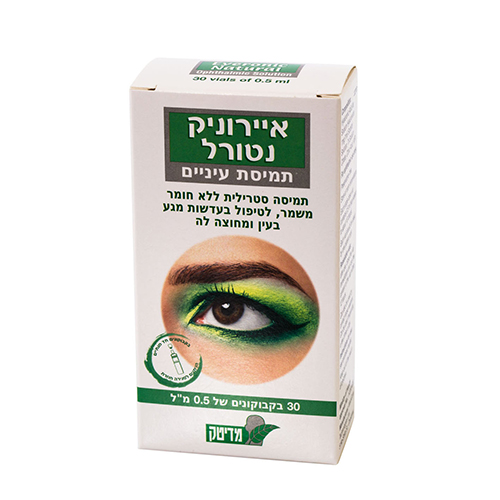 איירוניק נטורל EYERONIC NATURAL
