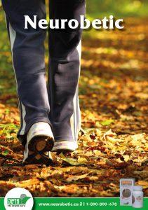 הקלה על גרד ברגליים בזכות נטילת נוירובטיק